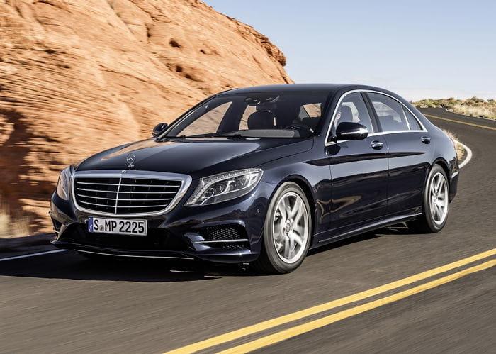 Mercedes se reserva para el Salón de Frankfurt a la versión híbrida Plug-in del Clase S