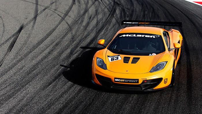McLaren 12C GT Sprint: el deportivo definitivo con el que no querrás salir del circuito
