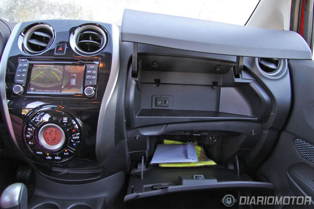 Nissan Note 2014 Prueba Interior 3 Foto 19 De 29
