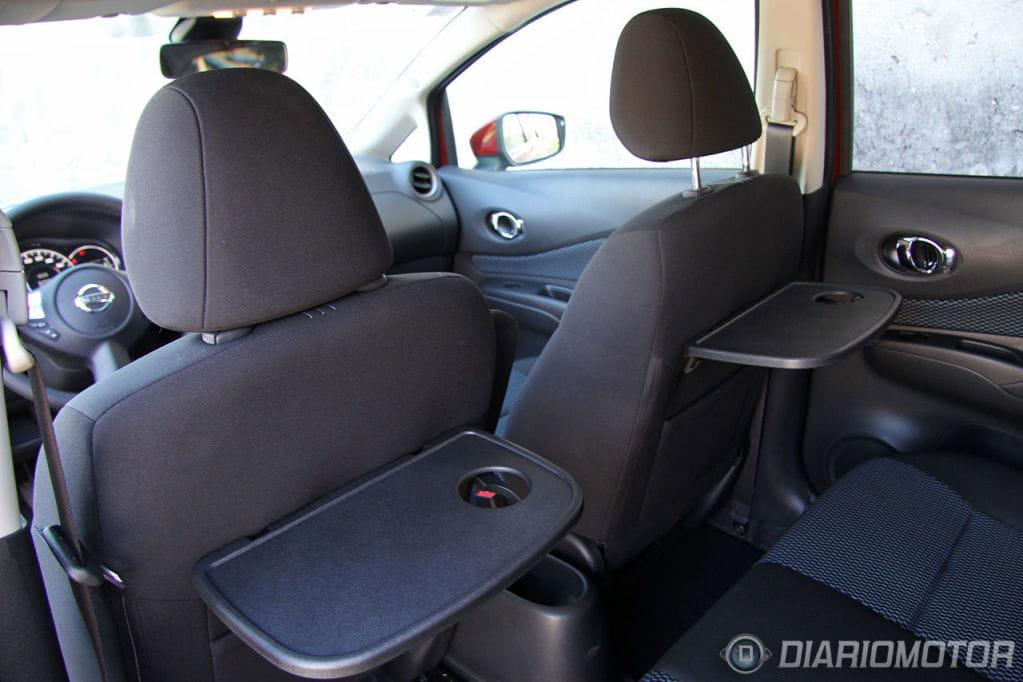 Nissan Note 2014 Prueba Interior 6 Foto 20 De 29