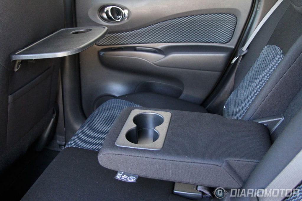 Nissan Note 2014 Prueba Interior 8 Foto 21 De 29
