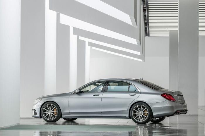 Mercedes S 63 AMG: la perfecta unión entre lujo y deportividad