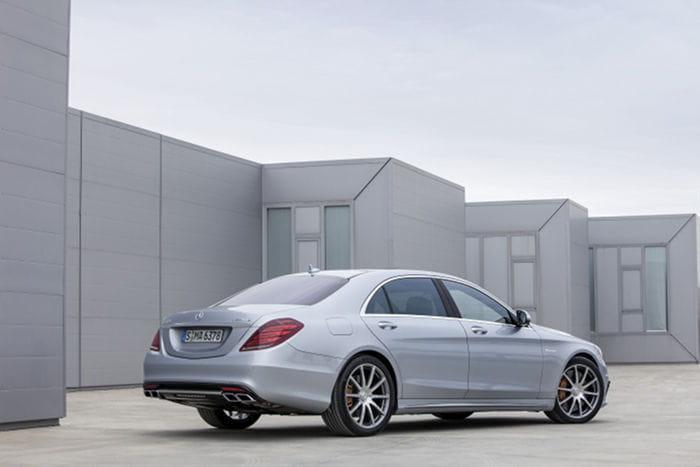 Mercedes S 63 AMG aunando deportividad, lujo y confort