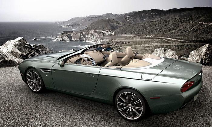 Aston Martin Zagato Centennial