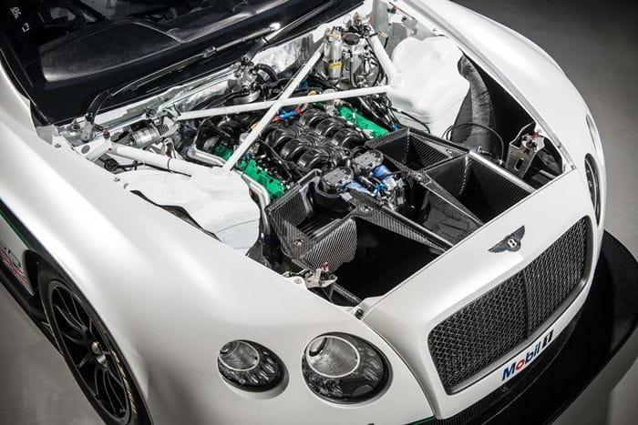 Así luce la versión final del Bentley Continental GT3, el retorno de Bentley a la competición