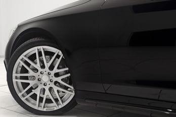 Hasta 730 CV para el Mercedes Clase S gracias a la magia de Brabus