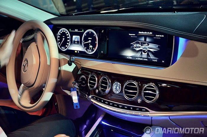 Nuevo Mercedes Clase S: nos subimos a bordo ¿Evolución o revolución?