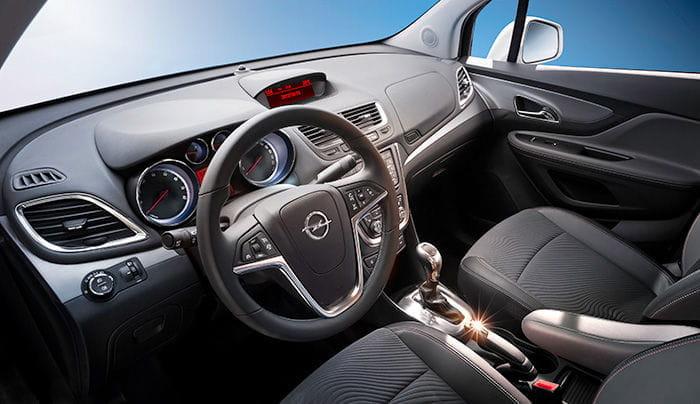 Opel Mokka en Figueruelas (Zaragoza)