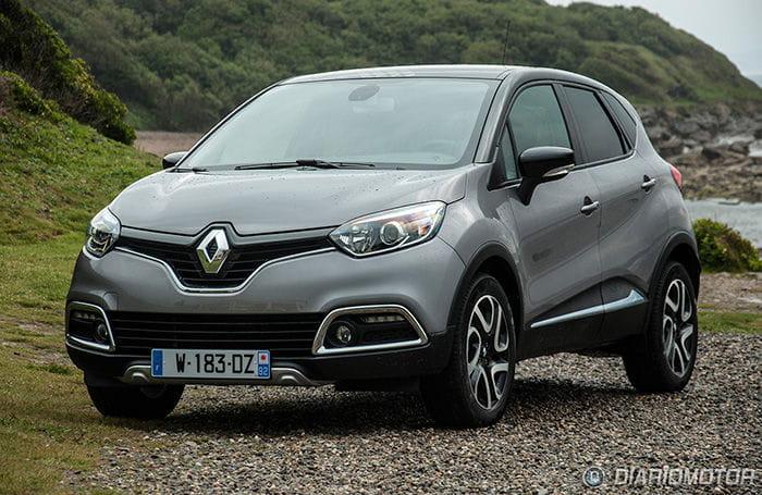 El Renault Captur estrena accesorios en tres Packs: Sport, Ocio y Confort - Diariomotor