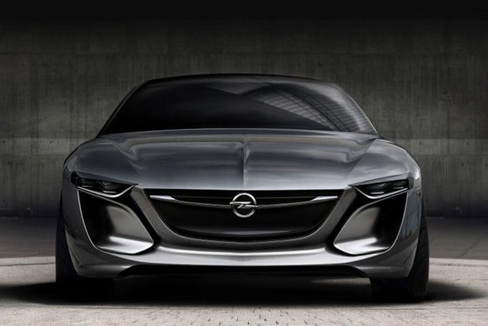 Un nuevo vistazo al Opel Monza