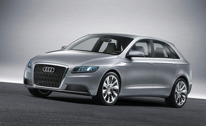 El Audi A3 monovolumen recibe luz verde, posible anticipo en Frankfurt