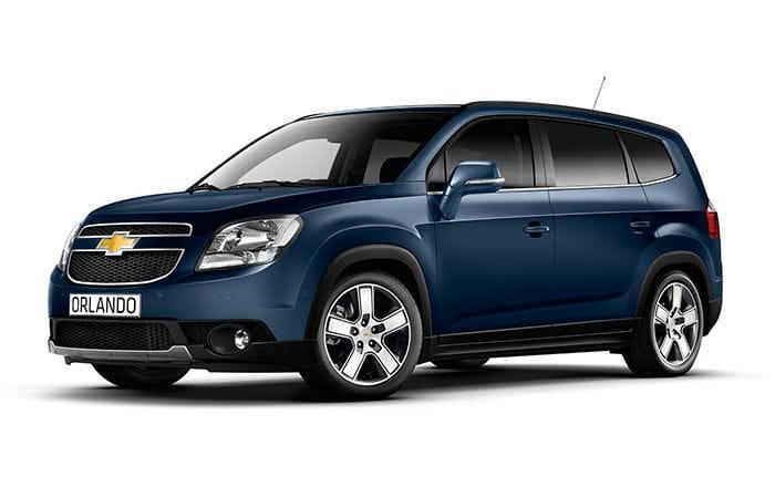Chevrolet en el Salón de Frankfurt, ninguna exclusiva pero multitud de cambios en su gama