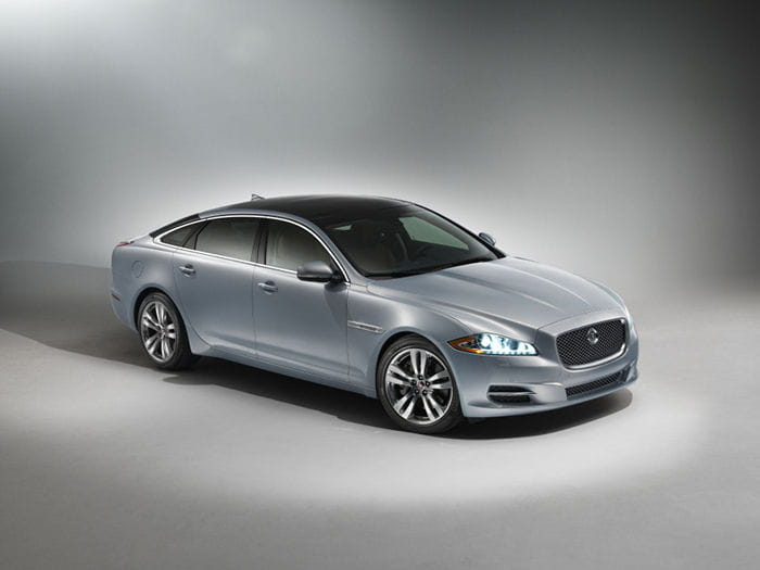 Jaguar XJ 2014: un ligero lavado de cara para la gran berlina de lujo
