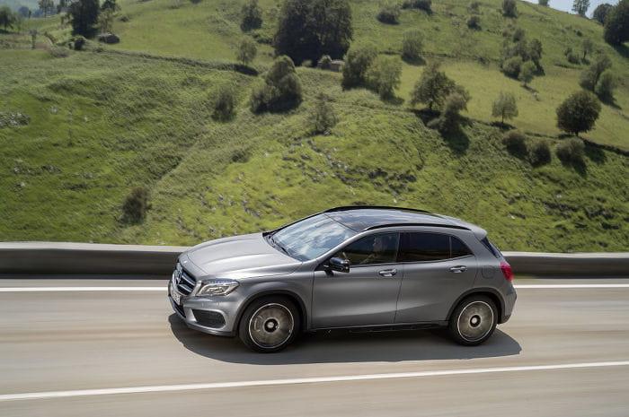 Mercedes GLA, todos los detalles: la apuesta de Mercedes por los SUV compactos