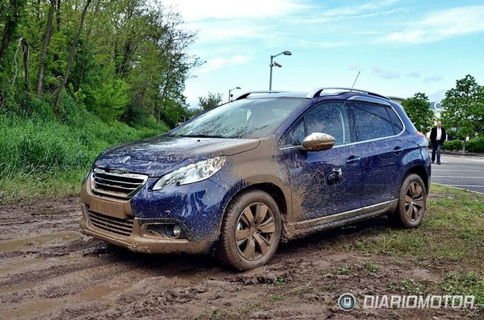 Peugeot 6008: un posible gran SUV en las filas de la marca francesa