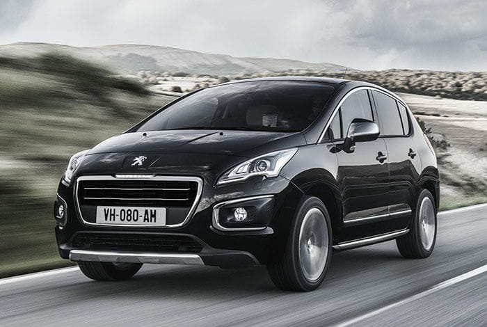peugeot 3008 2014 el crossover se actualiza taringa. Black Bedroom Furniture Sets. Home Design Ideas