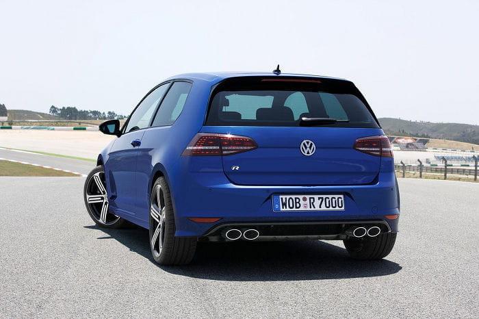 Volkswagen Golf R: todos los detalles