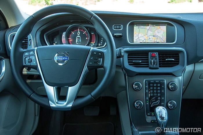 Prueba del Volvo V40