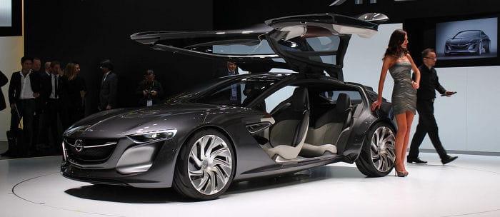 Opel Monza Concept: reviviendo al Monza para adelantarnos el futuro de Opel