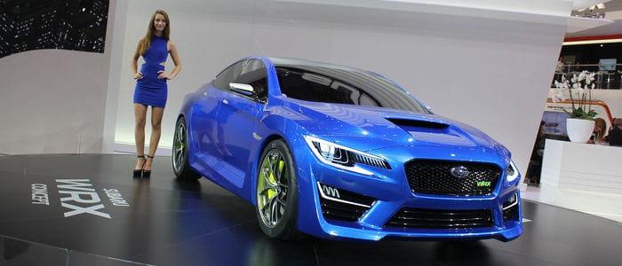 El Subaru WRX Concept no se ha perdido el Salón Frankfurt: ¿llegará pronto a producción?