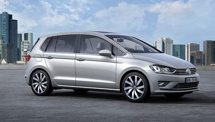 Gallería fotos de Volkswagen Golf Sportsvan
