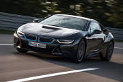 Gallería fotos de BMW i8