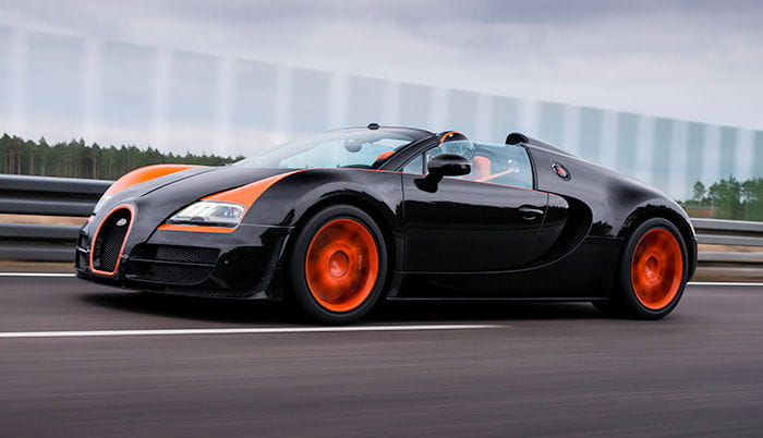 ¿Se habrá cansado Bugatti de batir récords de velocidad?