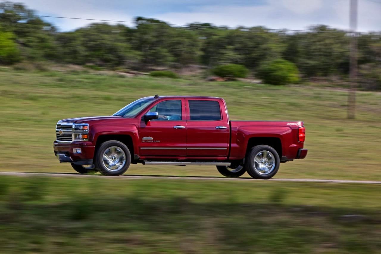 Silverado High Country, la interpretación del lujo en las pick-up Chevrolet