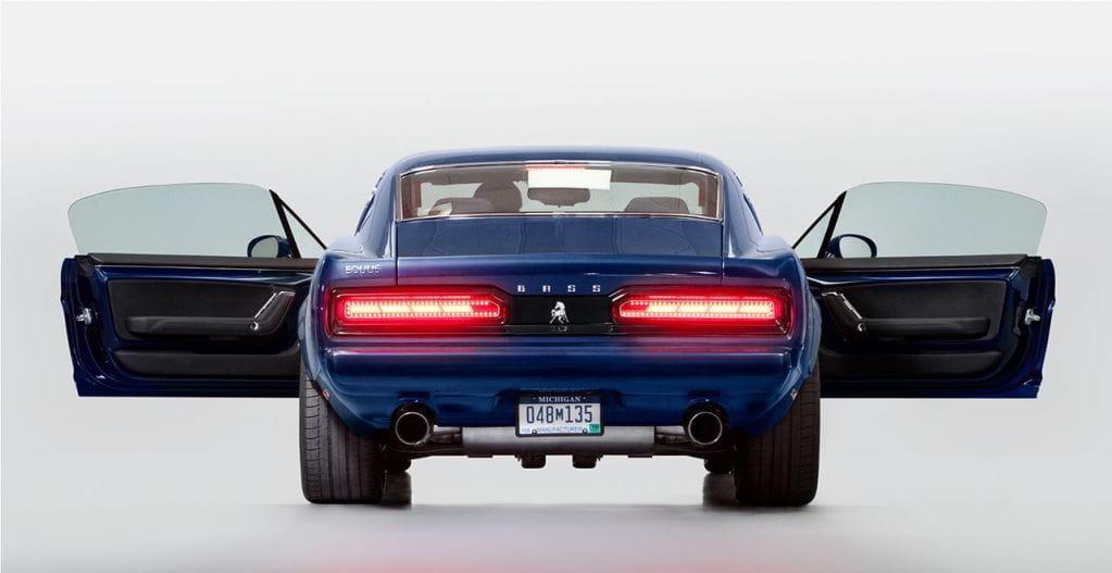 es el Ford Mustang