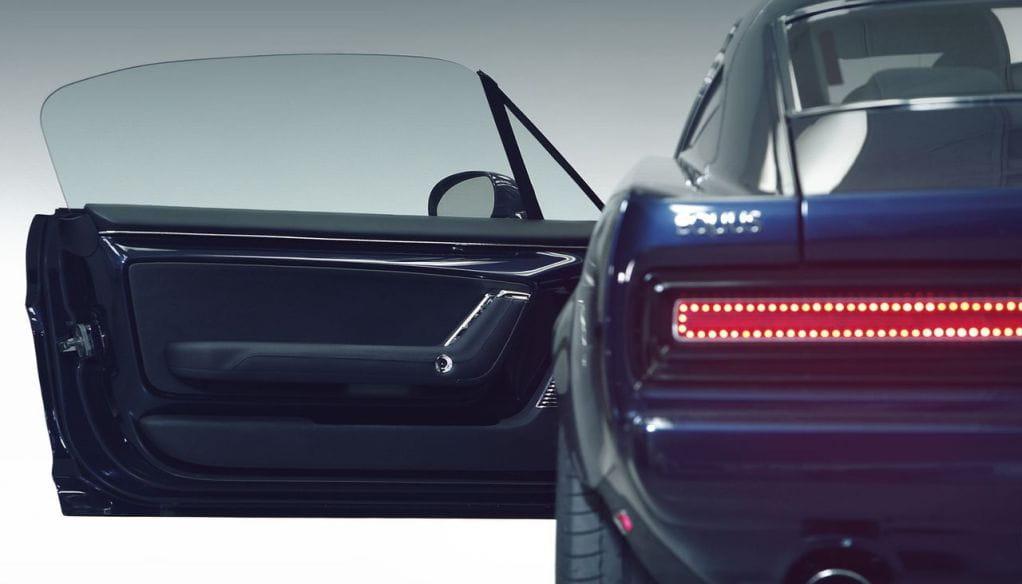 BASS770: así es el Ford Mustang de tus sueños