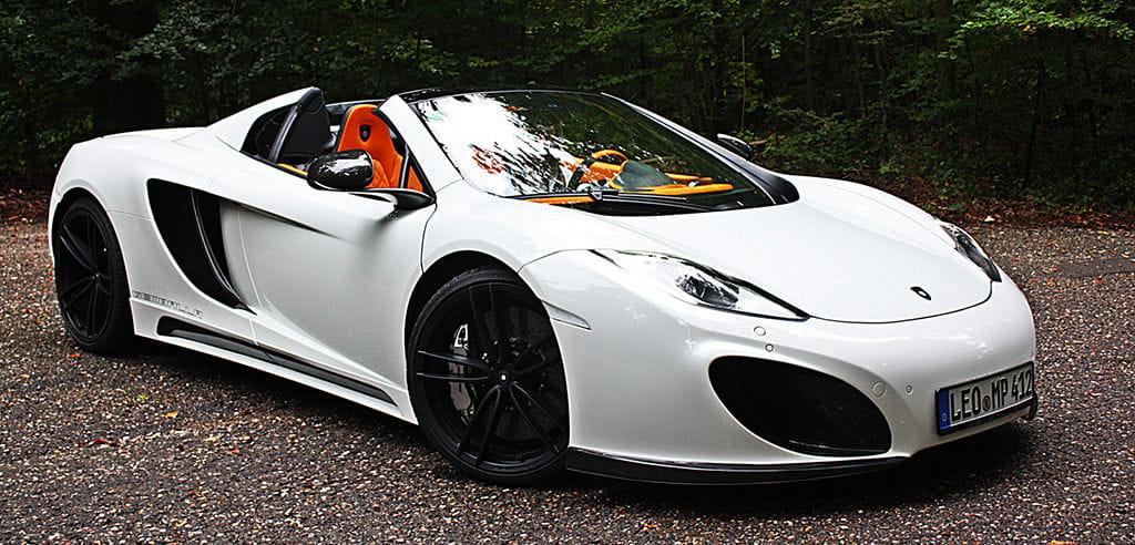 Gallería fotos de McLaren 12C Spider