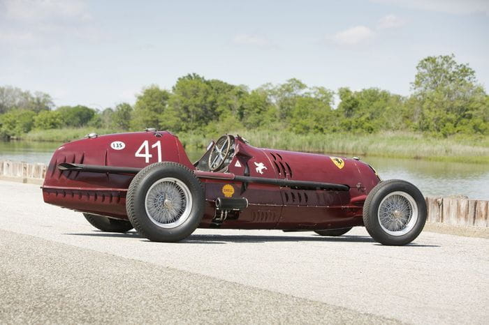 El Alfa Romeo Monoposto 8C-35 Type C de Tazio Nuvolari se subasta con cifras de récord