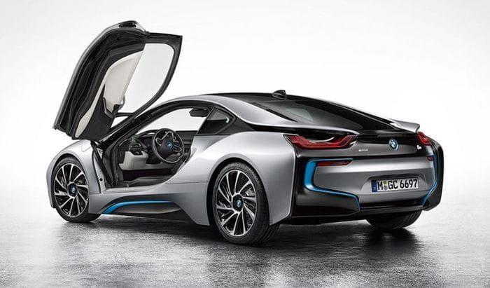 5 innovaciones del nuevo BMW i8 que quizás no conozcas