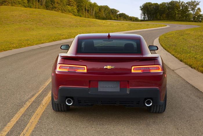 Chevrolet Camaro: el nuevo lavado de cara estará presente en Frankfurt