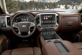 Silverado High Country, la interpretación del lujo en las pick-up Chevrolet
