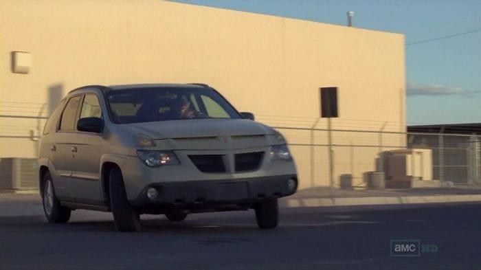 A subasta parte del parque automovilístico de Breaking Bad