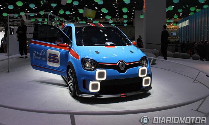Renault en el Salón de Frankfurt de 2013