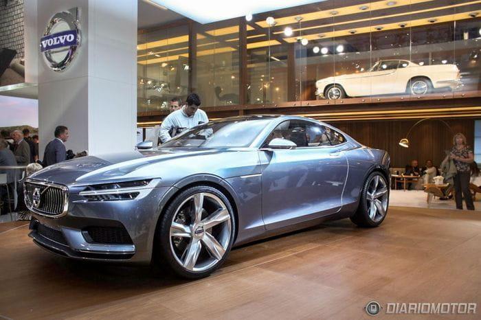 El Volvo Concept Coupé podría llegar a producción de la mano de Bertone