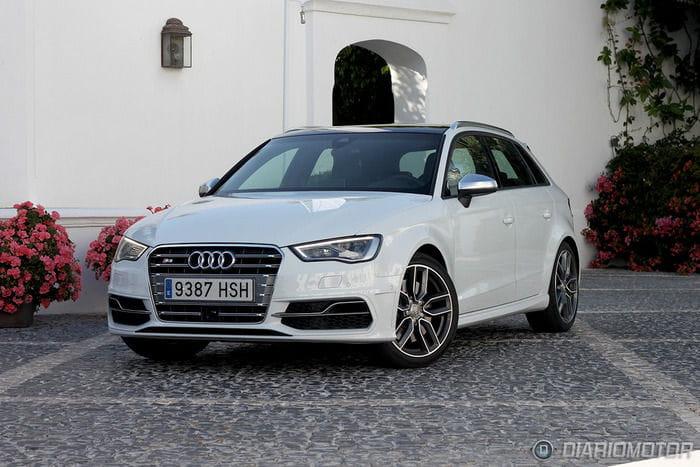 """Toma de contacto con el Audi S3 Sportback: 300 CV y tracción total para el """"Indomable"""""""