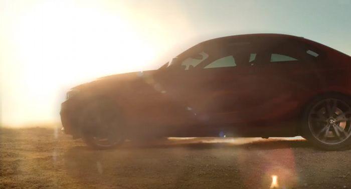 BMW Serie 2: primer adelanto oficial de su estreno el 25 de octubre