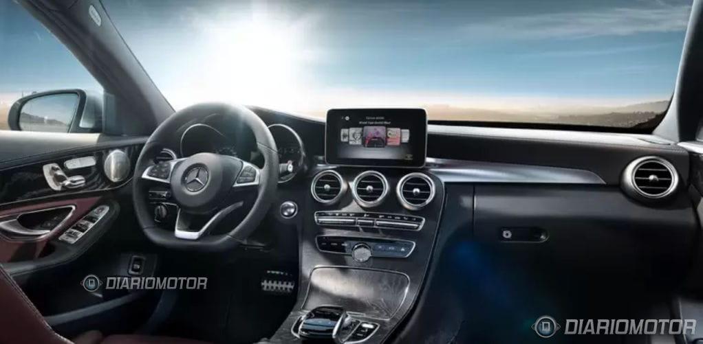 Mercedes classe c 2014 topic officiel page 2 for Interior mercedes clase c