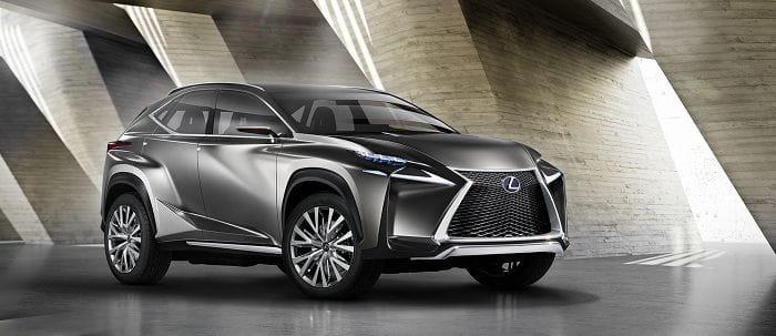 Lexus quiere ampliar su gama de modelos sin perder de vista 2 nuevos coupés
