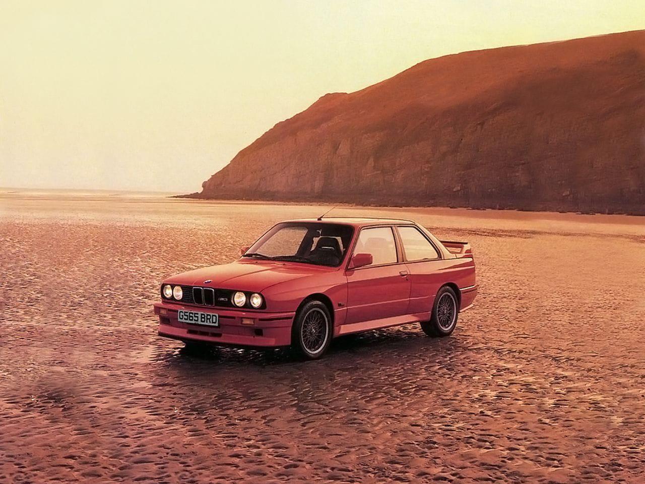 Del BMW M3 E30 al BMW M4 Coupé: ¿Te gusta conducir?