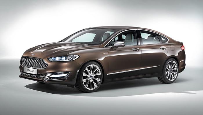 Ford sigue desgranando los detalles de su nueva gama premium Vignale
