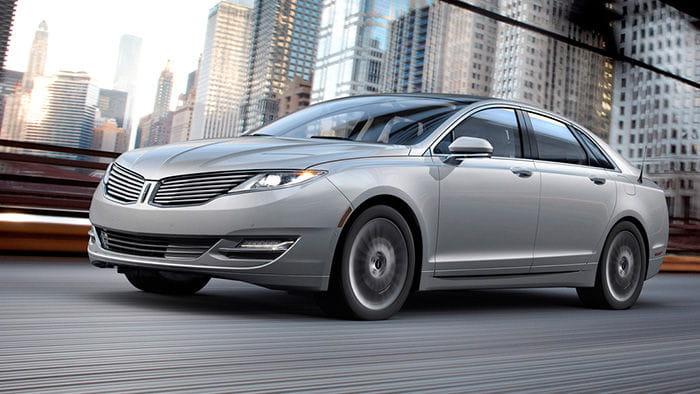 Lincoln ataca en Estados Unidos para ganar el terreno perdido con Lexus en todos estos años