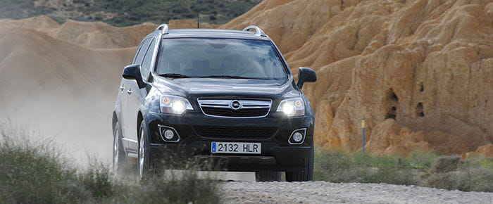 Gallería fotos de Opel Antara