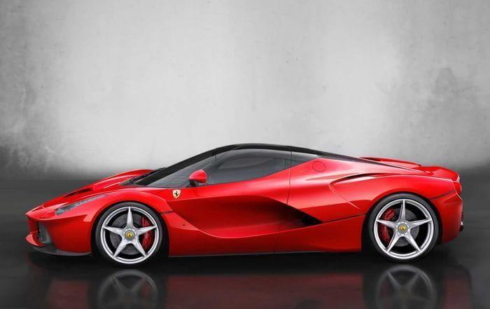 El Ferrari LaFerrari ya ha sido avistado en Nürburgring: ¿marcando el récord para un coche de calle?