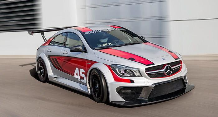 Mercedes podría estar preparando una alternativa más radical del CLA para 2014