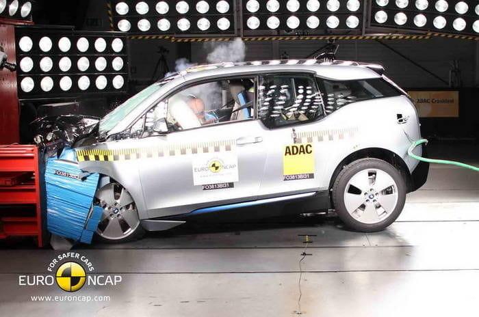 EuroNCAP: 11 nuevos resultados con cuatro estrellas para el BMW i3, Ford EcoSport y Nissan Note