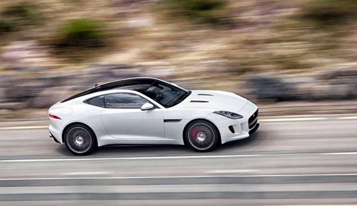 Jaguar F-Type Coupé, totalmente al descubierto: nunca la decisión entre cabrio o coupé fue más difícil